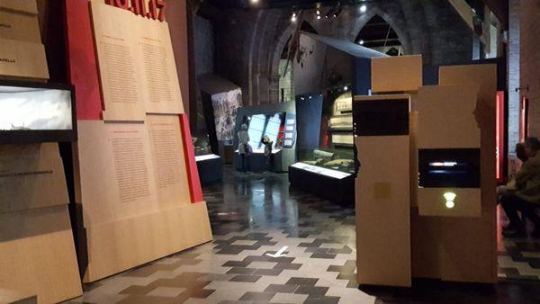 Pas de ruée britannique à Ypres - Geen stormloop van Britten in Ieper