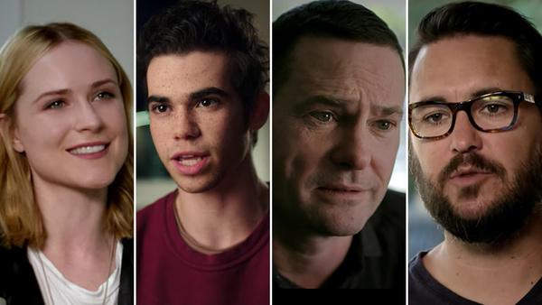 Evan Rachel Wood, Cameron Boyce, Henry Thomas & Wil Wheaton / HBO