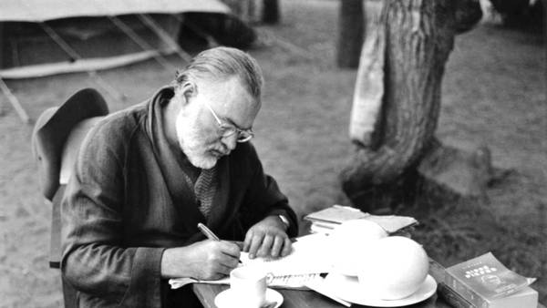 Hemingway's Mysterious, Thrilling Style