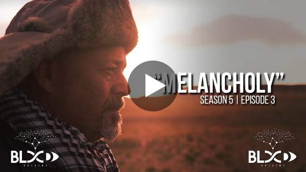 "SCI Presents Blood Origins Season 5, Episode 3 - Mike Axelrad ""Melancholy"""