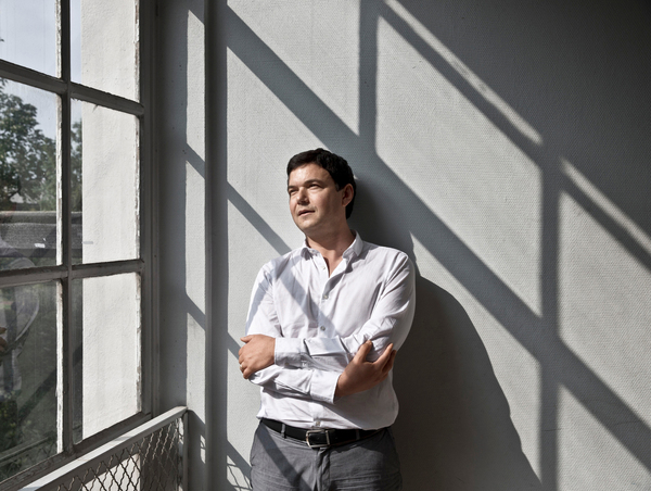 Thomas Piketty / Human