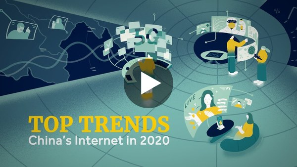 China Internet Report 2020: Top trends in China's internet industry in 2020