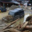 Tote bei Überschwemmungen in Indonesien