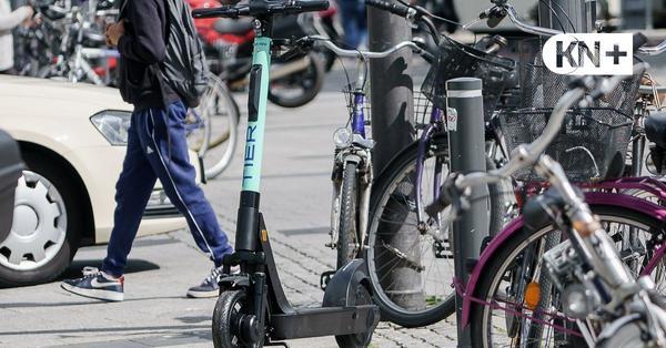 E-Scooter flitzen jetzt auch durch Kiel
