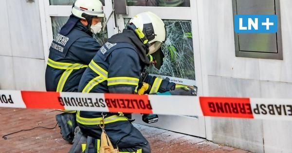 Geldautomat der Commerzbank in Neustadt gesprengt: Siebter Fall in SH