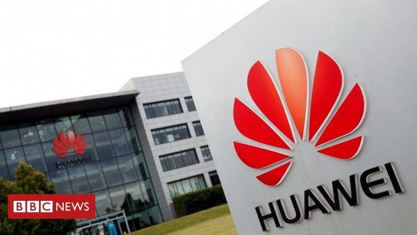 Huawei: China attacks UK's 'groundless' ban of 5G kit