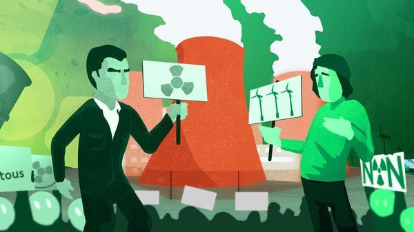 Peut-on être écologiste et défendre le nucléaire? On a tenté de trancher le débat en répondant à cinq questions