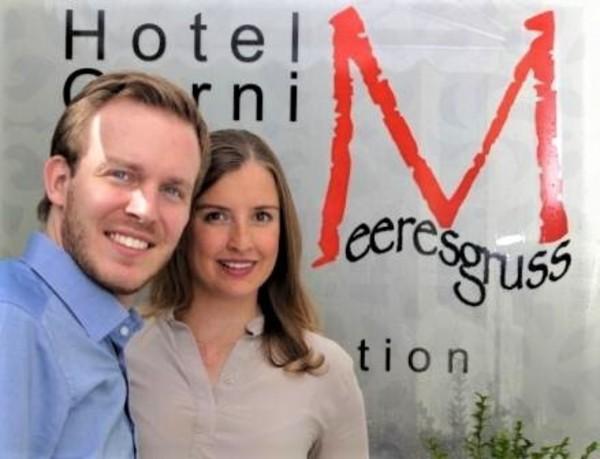 Binz - Julia und Thomas Adrian (Foto: privat)