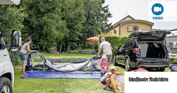 Campingplätze haben viele inländische Gäste