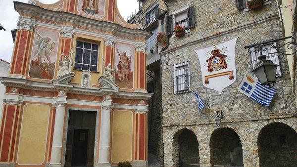 ... die Deutsche, die Prinzessin in einem italienischen Mini-Staat werden soll