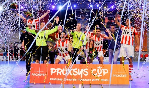 Begin oktober definitief besluit over doorgaan Proxsys Cup
