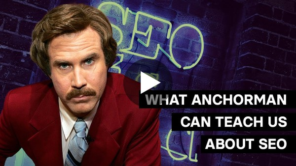 Ron Burgundy does the SEO News - Canonical Chronicle