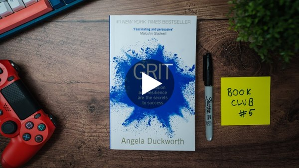 The Secret to Success - 'Grit' by Angela Duckworth