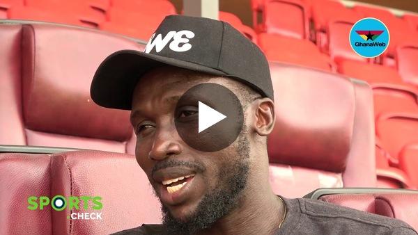 Sports Check: Hearts of Oak's Emmanuel Nettey talks coronavirus, juju, women and Black Stars dreams