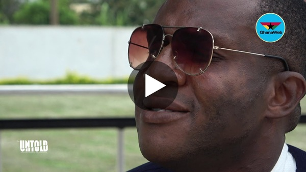 The Untold: Overcoming blindness to be a lawyer in Ghana – The Carruthers Tetteh story