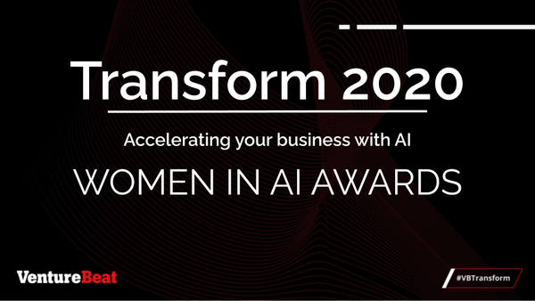 Announcing the Women in AI Awards winners