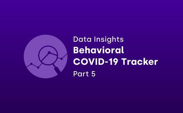 Verto Analytics Behavioral COVID-19 Tracker