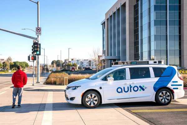 Autonomous vehicle startup AutoX lands driverless testing permit in California