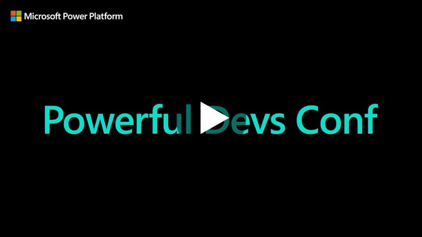 POWERful DEVs Conf - (LIVE)