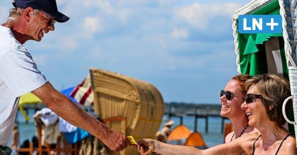 Strand in Pelzerhaken: So werden die Corona-Regeln kontrolliert