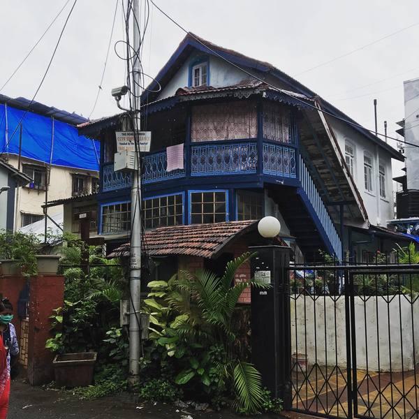 A beautiful house at Waroda Road.
