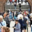 Infektionsrisiko gering – trotz Touristen