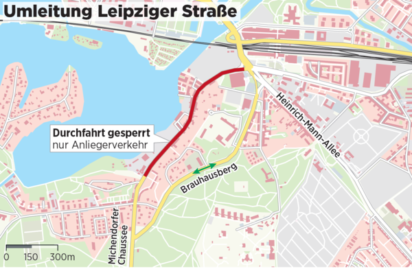 Karte: Stepmap; Daten: Open Street Map Lizenz ODbL 1.0 MAZ-Grafik: Detlev Scheerbarth