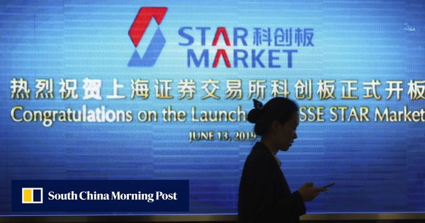 Chinese AI chip maker Cambricon Technologies soars 350 per cent in Shanghai