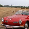 Boxer-Ausfahrt: WAZ-Redakteur fährt Karmann Ghia und VW-Porsche 914