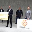 """VW-Mitarbeiter und Unternehmen unterstützen """"Starthilfe"""" mit 100000 Euro"""