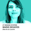 DESIGN SYSTEM - Le Podcast | #7 Marie Dehayes - Alan & ex-Lunchr - Simplifier les secteurs de l'assurance santé et du titre-restaurant