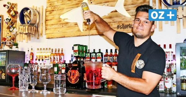 Bad Doberaner Sharks-Club öffnet jetzt wegen Corona als Bar