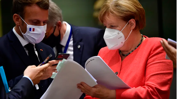 Das Wichtigste kurz und knapp: Das steckt im Billionen-Paket der EU