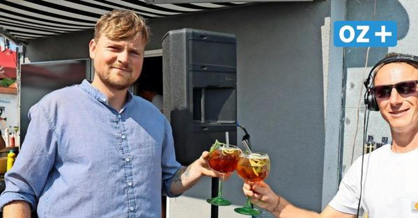 Sundowner-Party Altefähr: Nur swingen zur Musik – Tanzen verboten