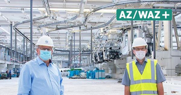 Werksurlaub: Diese Umbaumaßnahmen finden im VW-Werk Wolfsburg statt