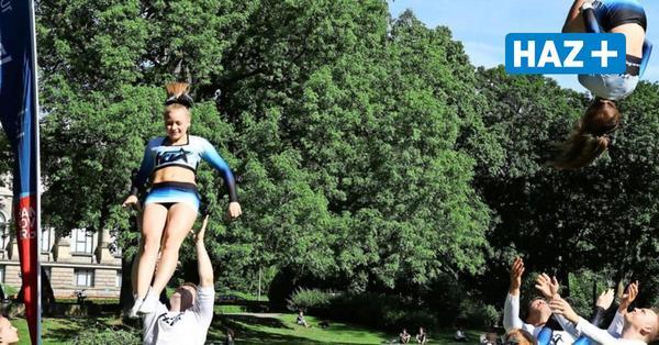 Sport im Park zum Mitmachen