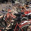 Fahrradmarkt auf dem Ernst-August-Platz