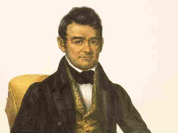 John Ross - 1st Principal Chief of the Cherokee Nation