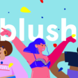 Blush, Illustrations for everyone