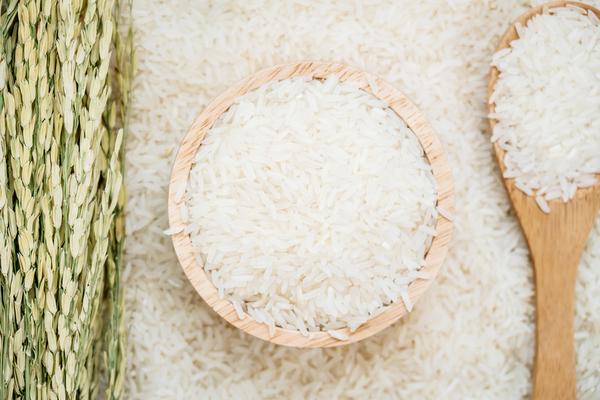 Reis ist stark und wächst sehr schnell