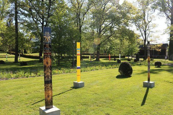 Der Kurpark von Bad Münder bietet Gelegenheit zur Pause. (Foto: Rathmann)
