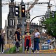 Automatische Fußgängerampeln in Dresden lassen auf sich warten