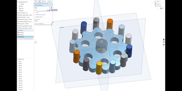 Researchers seek to advance predictive AI for engineers with CAD model data set