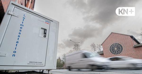 Kiel legt Revision gegen OVG-Urteil zum Luftreinhalteplan ein