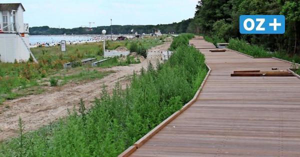 Dünenpromenade in Boltenhagen: So sehen die Gäste das Millionen-Bauwerk