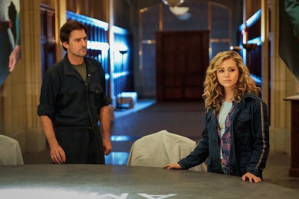 Entrevista   Luke Wilson y Brec Bassinger ven 'Stargirl' como la serie familiar ideal