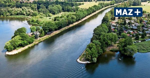 Das sind die 17 schönsten wilden Badestellen in Potsdam und Umgebung