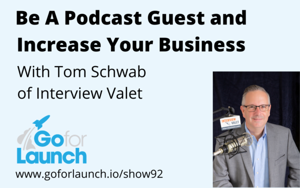 Be A Podcast Guest and Increase Your Business