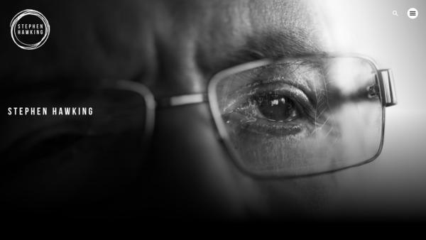 Stephen Hawking's Homage