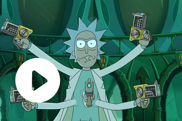 Podcast: Review — 'Rick y Morty' temporada 4